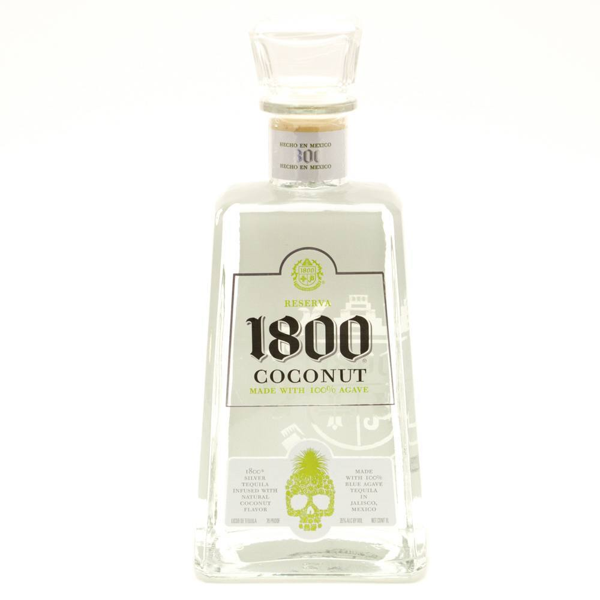 1800 - Coconut Tequila - 750ml