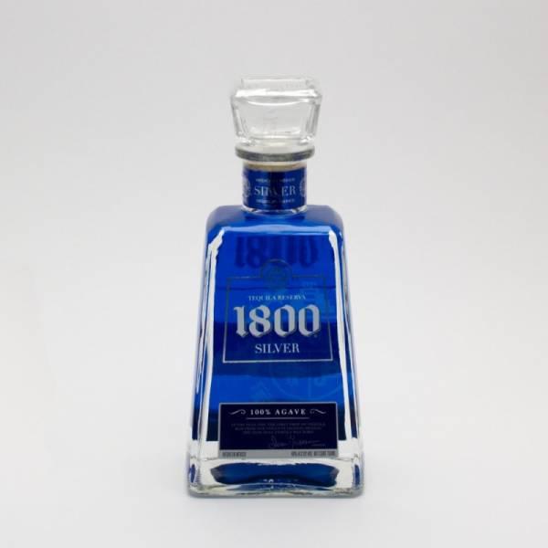 1800 - Silver Tequila Reserva - 1  l