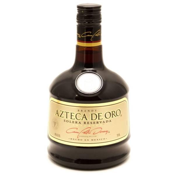 Azteca De Oro - Brandy - 750ml