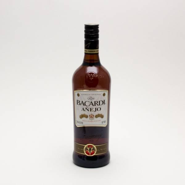 Bacardi - Anejo Rum - 750ml