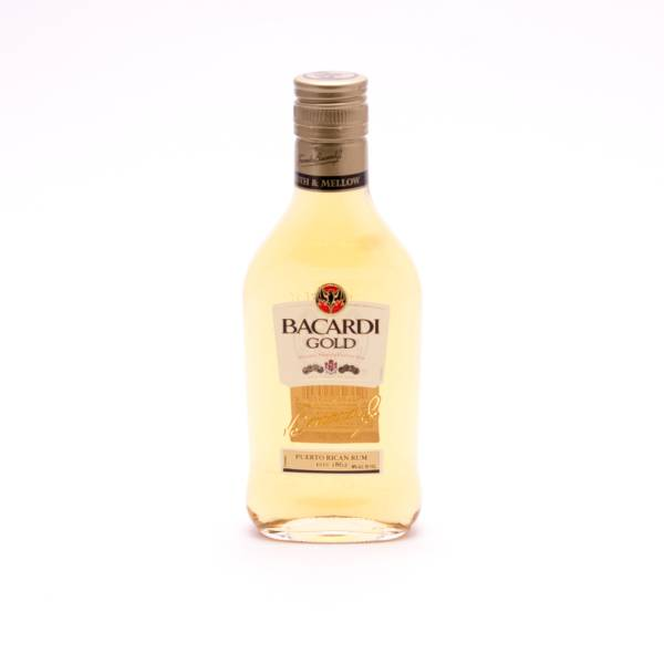 Bacardi - Gold Original Rum - 200ml
