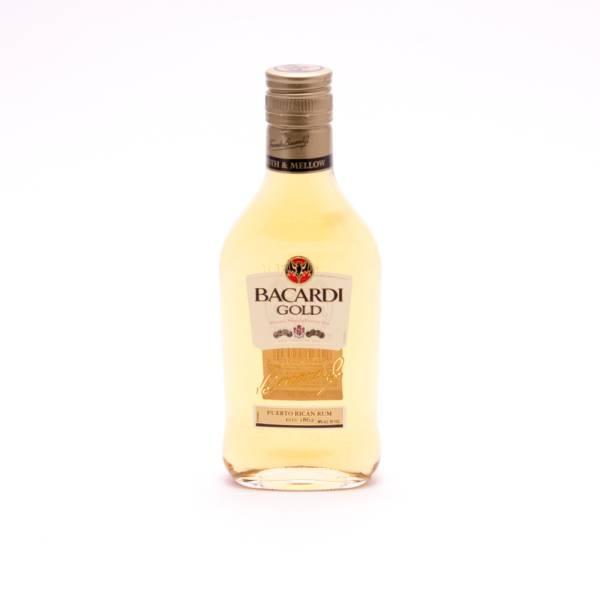 Bacardi - Gold Original Rum - 200ml