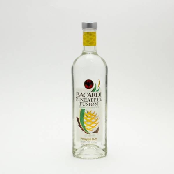 Bacardi - Pineapple Fusion Rum - 750ml