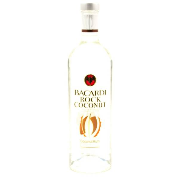 Bacardi - Rock Coconut Rum - 750ml
