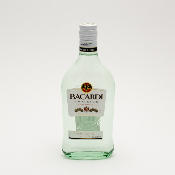 Bacardi - Superior Original Rum - 375ml