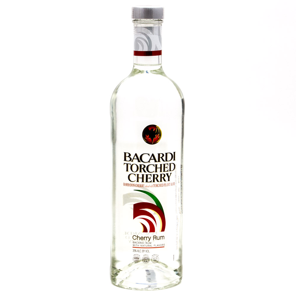 Bacardi - Torched Cherry Rum - 750ml