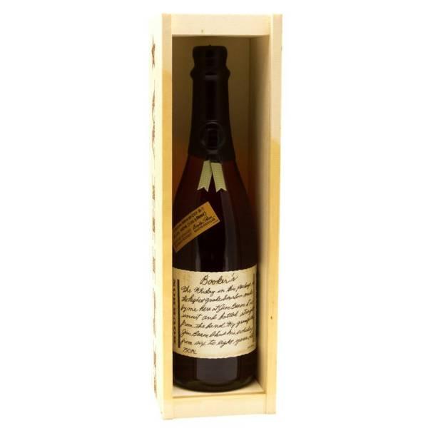 Booker's - True Barrel Bourbon - 750ml