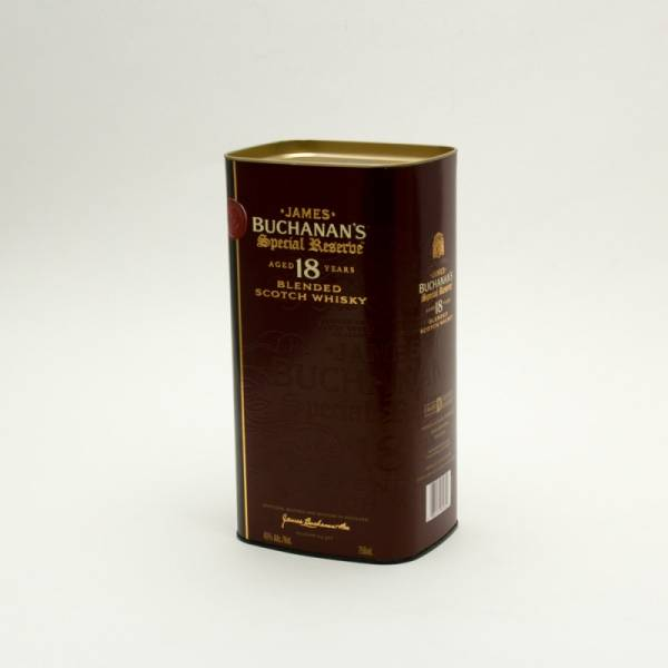 Buchanan's - Aged 18 Years Blended Scotch Whiskey - 750ml
