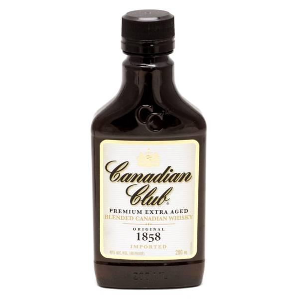 Canadian Club - Extra Aged - Whiskey - 200ml