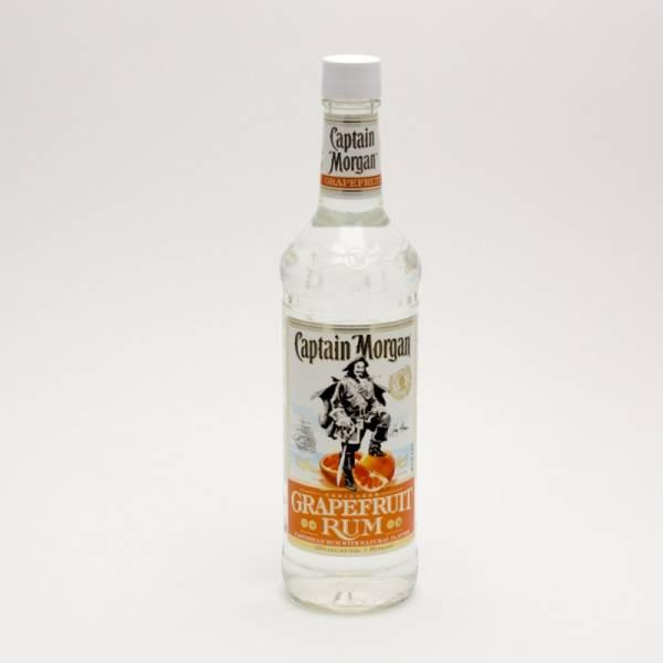 Captain Morgan - Grapefruit Rum - 750ml