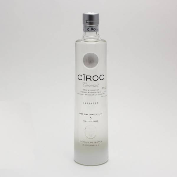 Ciroc - Coconut Vodka - 750ml