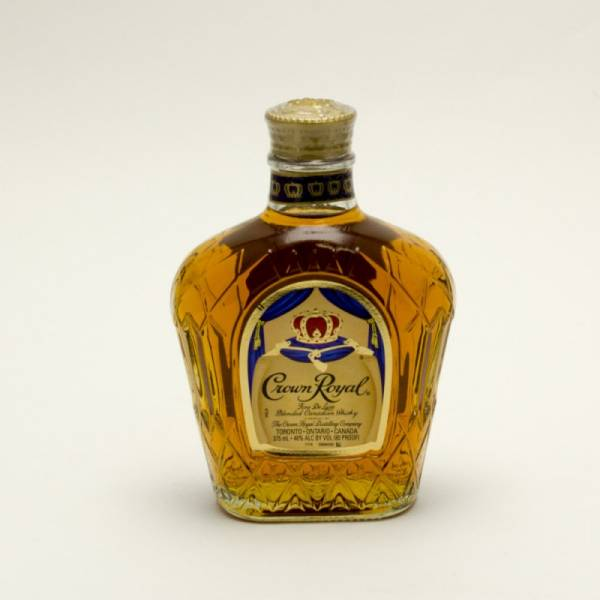 Crown Royal - Blended Canadian Whiskey -375ml
