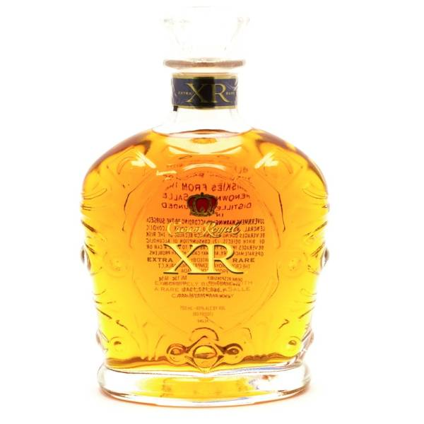 Crown Royal - XR Extra Rare Canadian Whiskey - 750ml