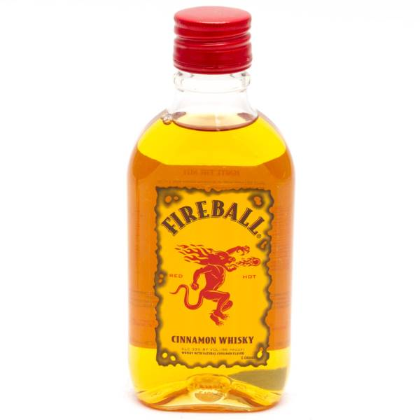 Fireball - Cinnamon Whiskey - 200ml