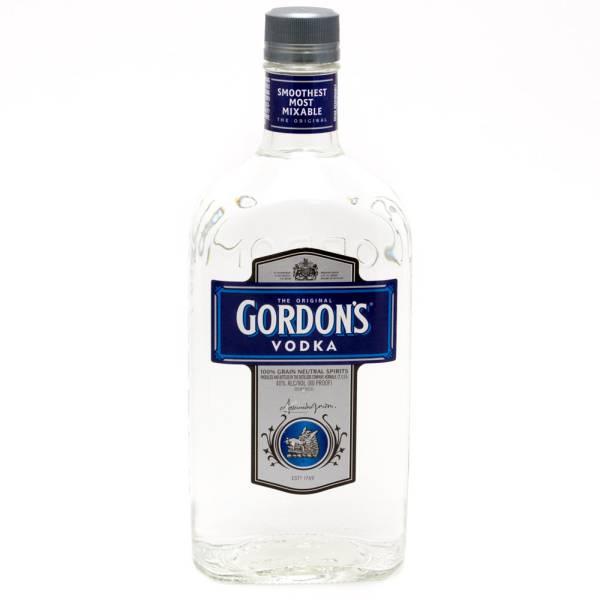 Gordon S Vodka 750ml Beer Wine And Liquor Delivered