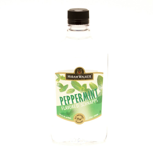 Hiram Walker - Peppermint Schnapps - 375ml