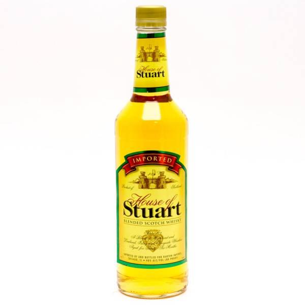 House of Stuart - Blended Scotch Whiksy - 750ml