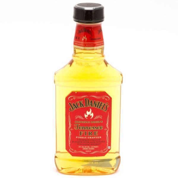 Jack Daniel's - Fire Cinnamon Whiskey - 200ml