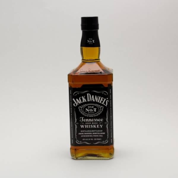 Jack Daniel's - No. 7 Tennessee Sour Mash Whiskey - 1.75L