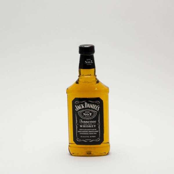 Jack Daniel S No 7 Tennessee Sour Mash Whiskey 375ml