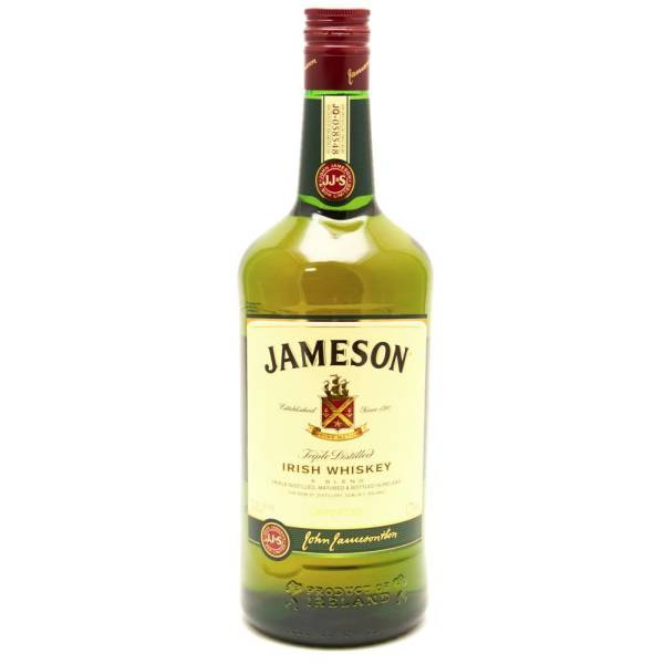 Jameson - Irish Whiskey - 1.75L | Beer, Wine and Liquor ...