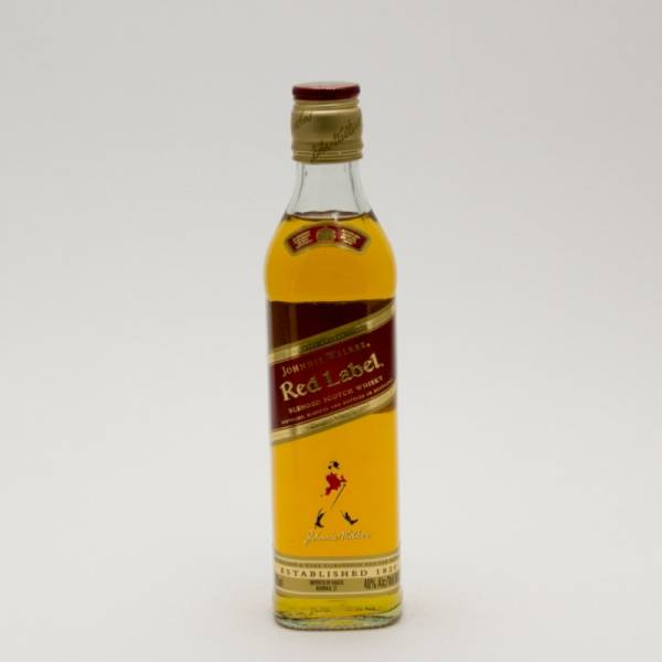 Johnnie Walker - Red Label Blended Scotch Whiskey - 375ml