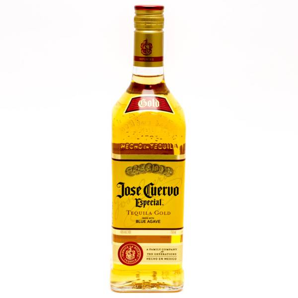 Jose Cuervo - Especial Tequila Gold - 750ml
