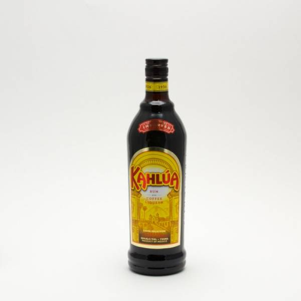 Kahlua - Rum and Coffee Liqueur - 750ml