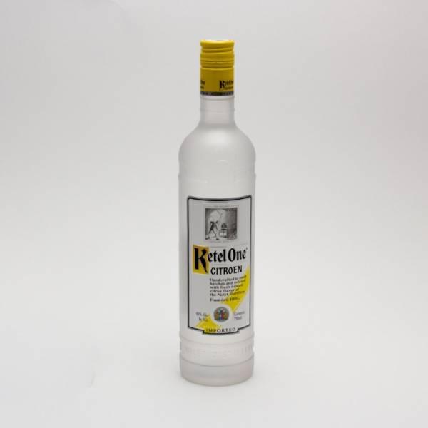 Ketel One - Citroen Vodka - 750ml