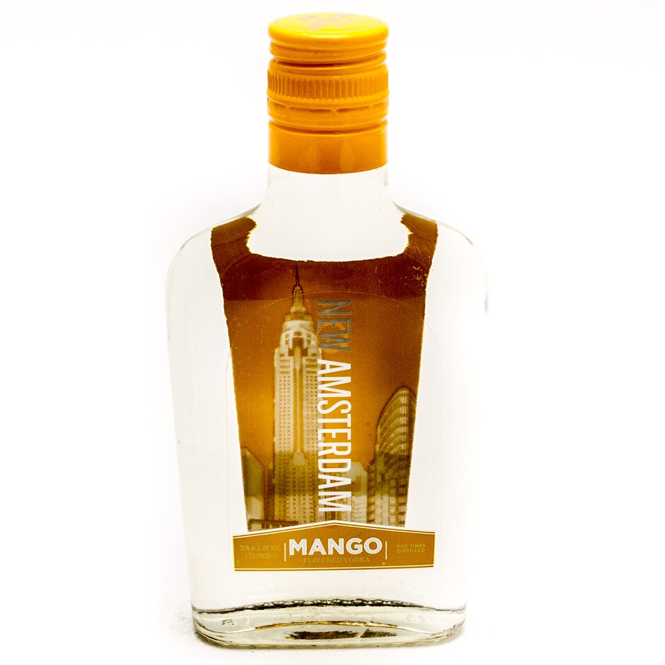 New Amsterdam Mango Vodka 200ml Beer Wine And