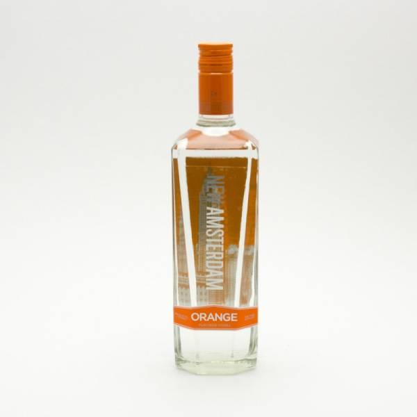 New Amsterdam - Orange Vodka - 750ml