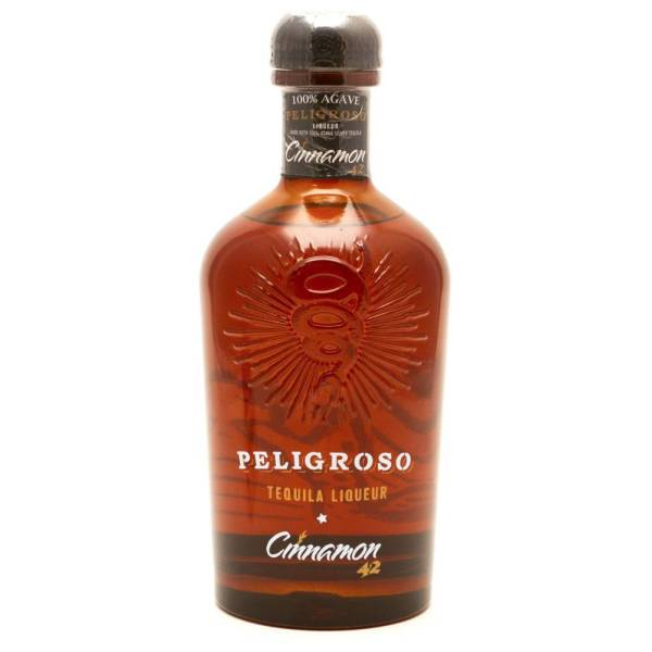 Peligroso Cinnamon Tequila 750ml Beer Wine And