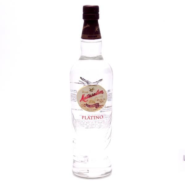 Ron Matsulem - Rum Platino - 750ml