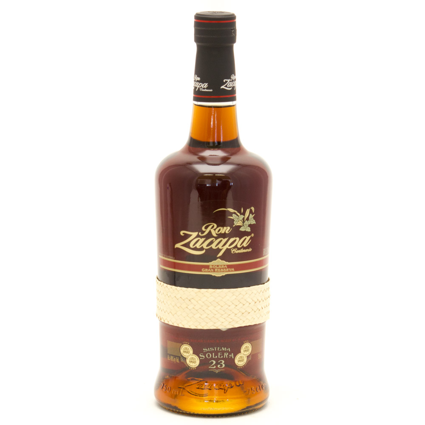 Ron Zacapa - Centenario Rum Solera Gran Reserva Sistema Solera - 750ml