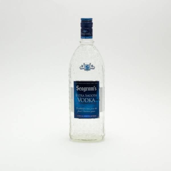 Seagram's - Extra Smooth Vodka - 1L
