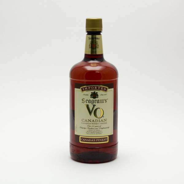 Seagram's - VO Canadian Whiskey Blend - 1.75L