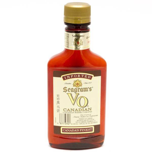 Seagram's - VO Canadian Whiskey Blend - 200ml