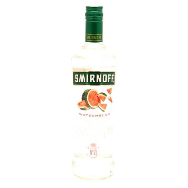 Smirnoff - Watermelon Vodka - 750ml