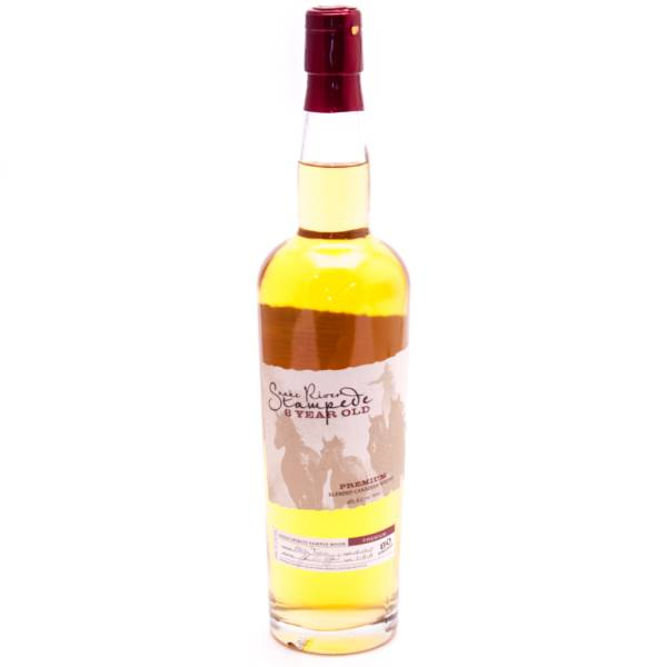 Snake River - Stampede 8 Year Old Canadian Whiskey - 750ml