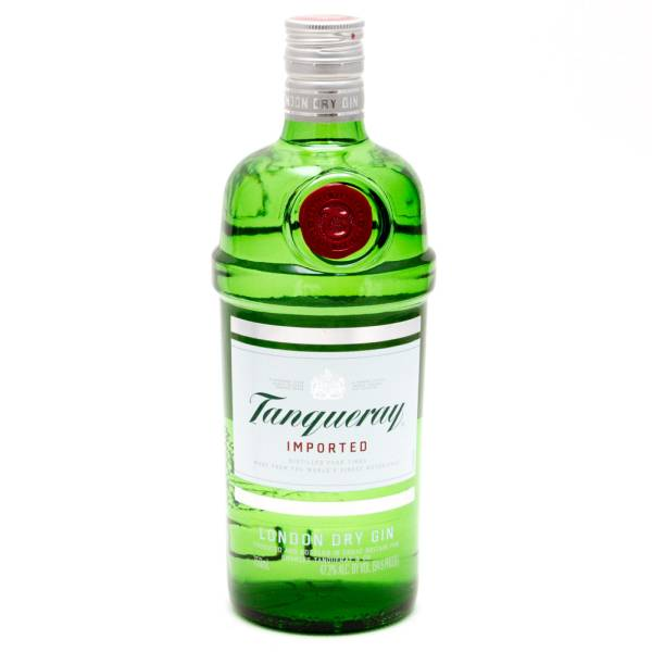 Tanqueray - London Dry Gin - 750ml