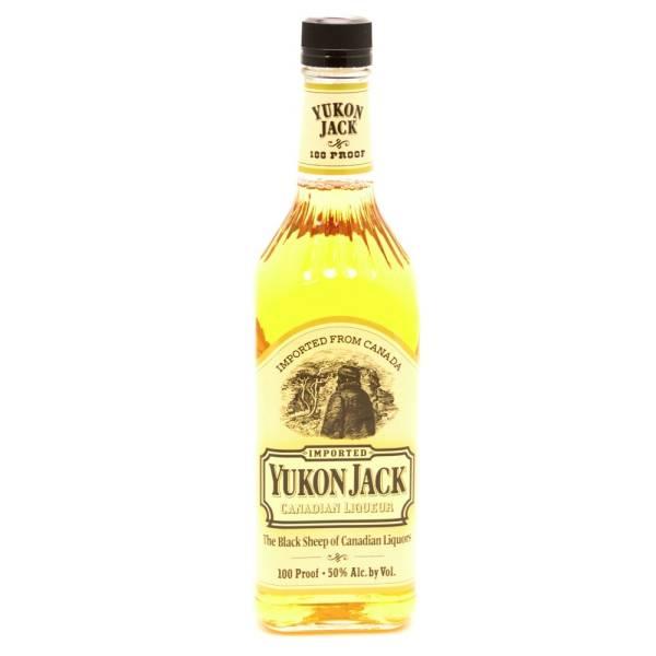 Yukon Jack - Canadian Liqueur - 750ml