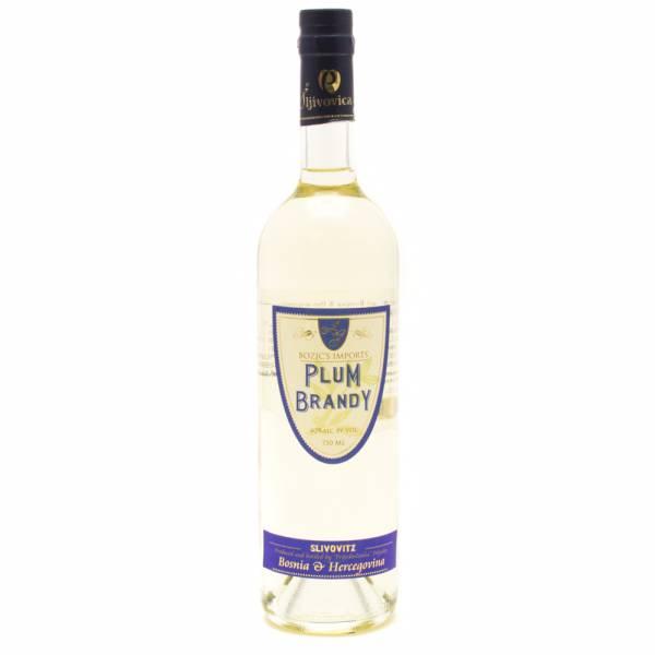 Bozic's Imports - Slivovitz - Plum Brandy - 750ml