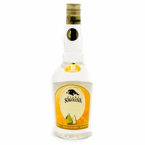 Stara Sokolova - Viljamovka - Williams Pear Brandy - 750ml