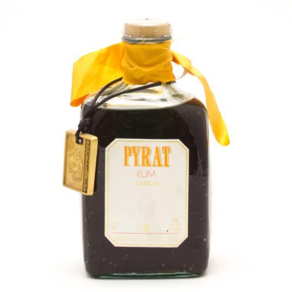 Pyrat - Cask 23 Rum - 750ml