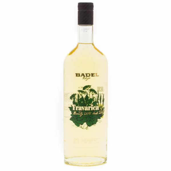 Badel - Travaica - Brandy with Herbs - 1L