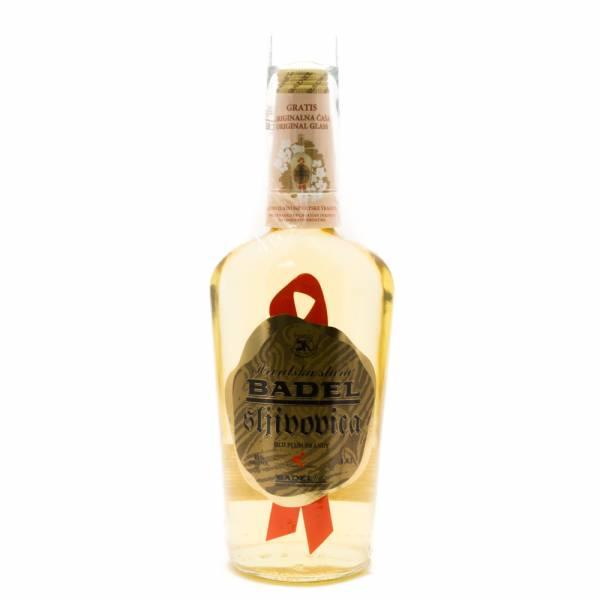 Badel - Sliivovica - Old Plum Brandy -1L