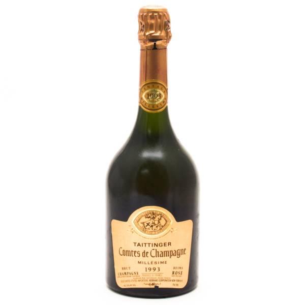 Taittinger Comtes de Champagne - Brut Champagne - France 1993 - 750ml