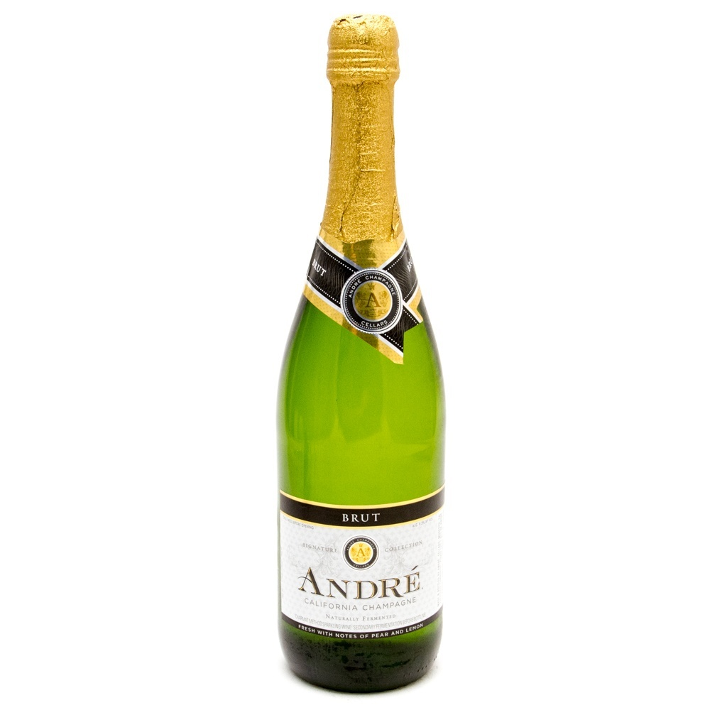 Andre - Sparkling Wine Brut - 750ml California