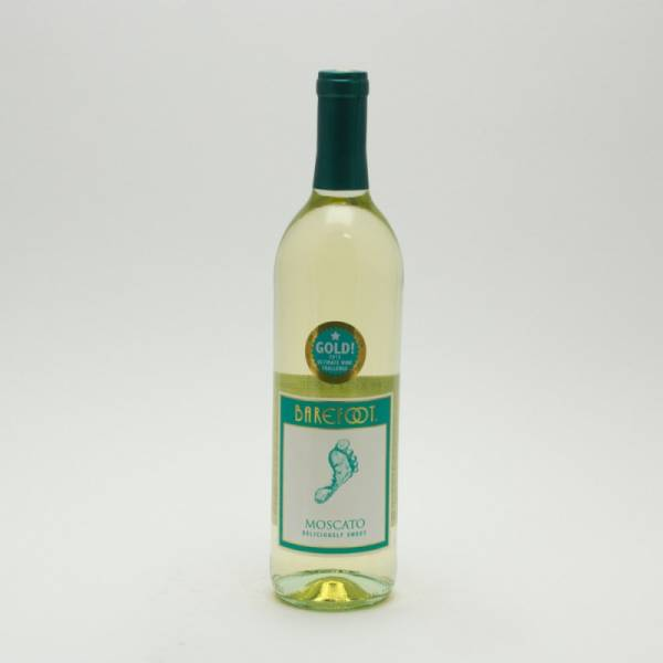 Barefoot - Moscato - 750ml