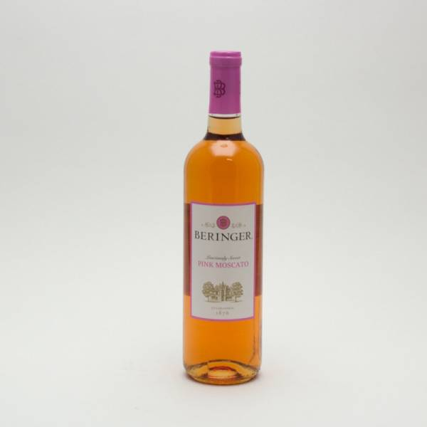 Beringer - Pink Moscato - 750ml